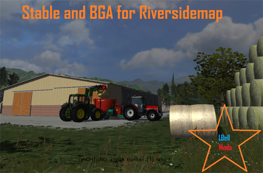 Stable and BGA for Riversidemap V2