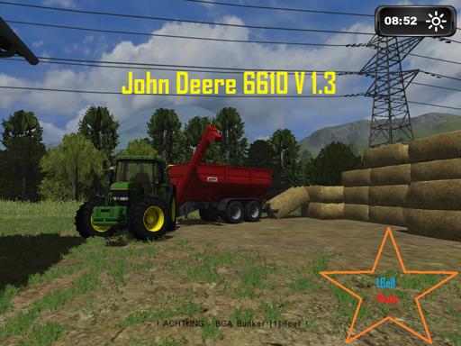 John Deere 6610 V 1.3