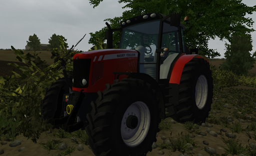 Massey Ferguson 5476 Beta Edit