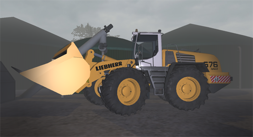 Liebherr 567 2Plus2 Wheel Loader (Timmiej93 Edit)