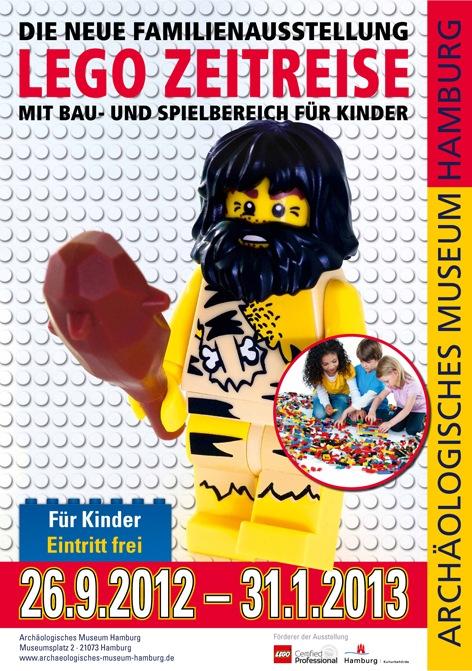 Groupon: Hamburg Tipp - Eintrittskarten für Zwei für das Helms Museum (Archäologisches Museum) in Harburg für nur 6€! - Sonderausstellung LEGO Zeitreise