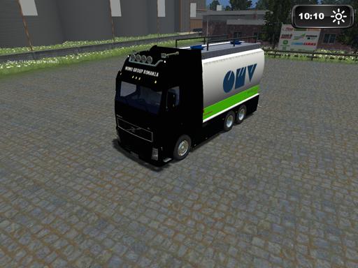 Volvo FH Diesel Tanker