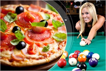 Groupon Hamburg: 2 Stunden Billard und Pizza/Flammkuchen & Drink für 2 Personen in der Gecko Bar in Bahrenfeld für nur 14,90€ (4 Pers: 24,90€, 6 Pers: 34,90€, 8 Pers: 44,90€)