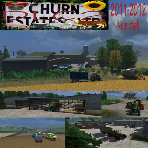 Churn Estates – Oxfordshire – DLC2 +