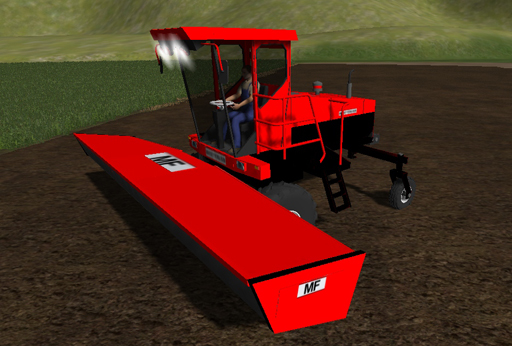 Massey Ferguson Swather