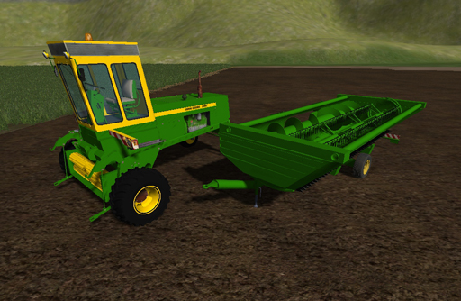 John Deere 2280 Swather/Windrower