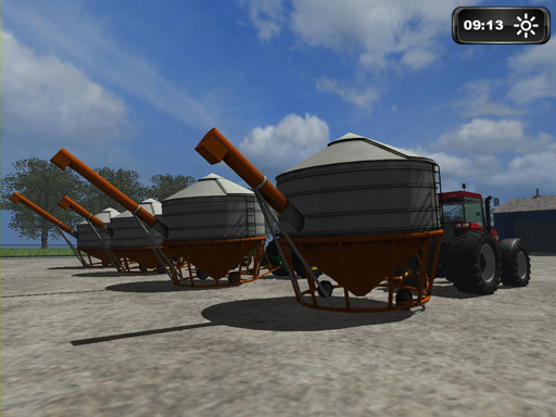 Sherwell Field bin v1.1