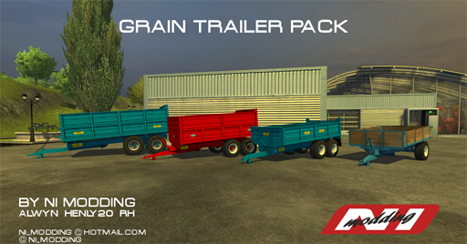 Grain Trailer Pack