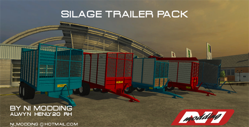Silage Trailer Pack