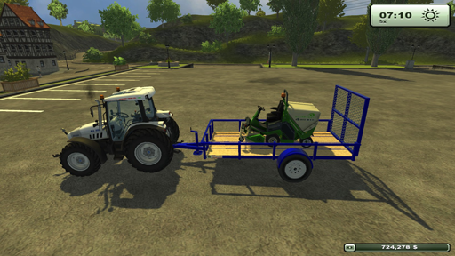 Small Utility Trailer 1.1