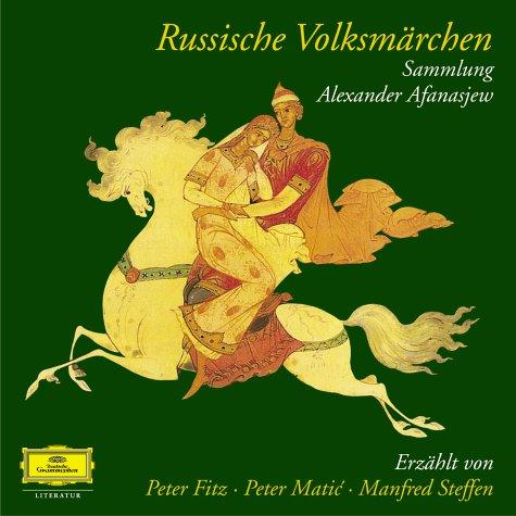 Russische Volksmärchen (Sammlung Alexander Afanasjew) (2003, 8 СD) [De]