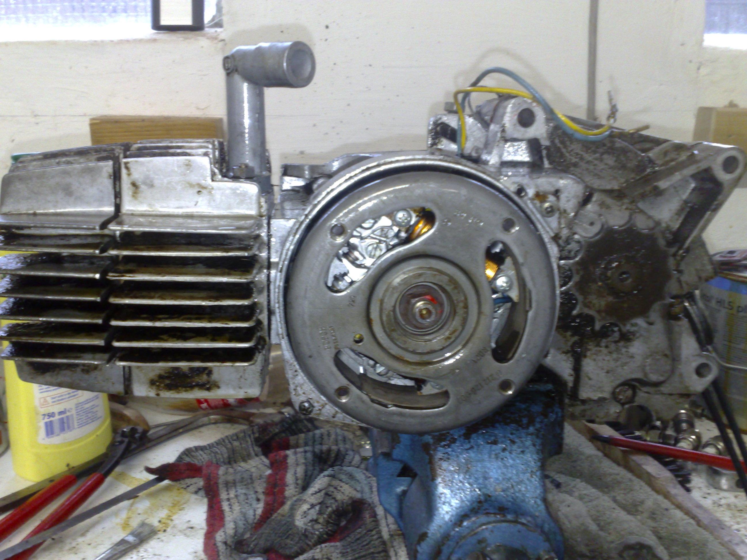 PUCH X30 Motor, Bergsteiger und Honda Teile auf anfrage. - Angebote ...