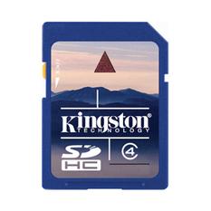 Kingston 16GB SDHC