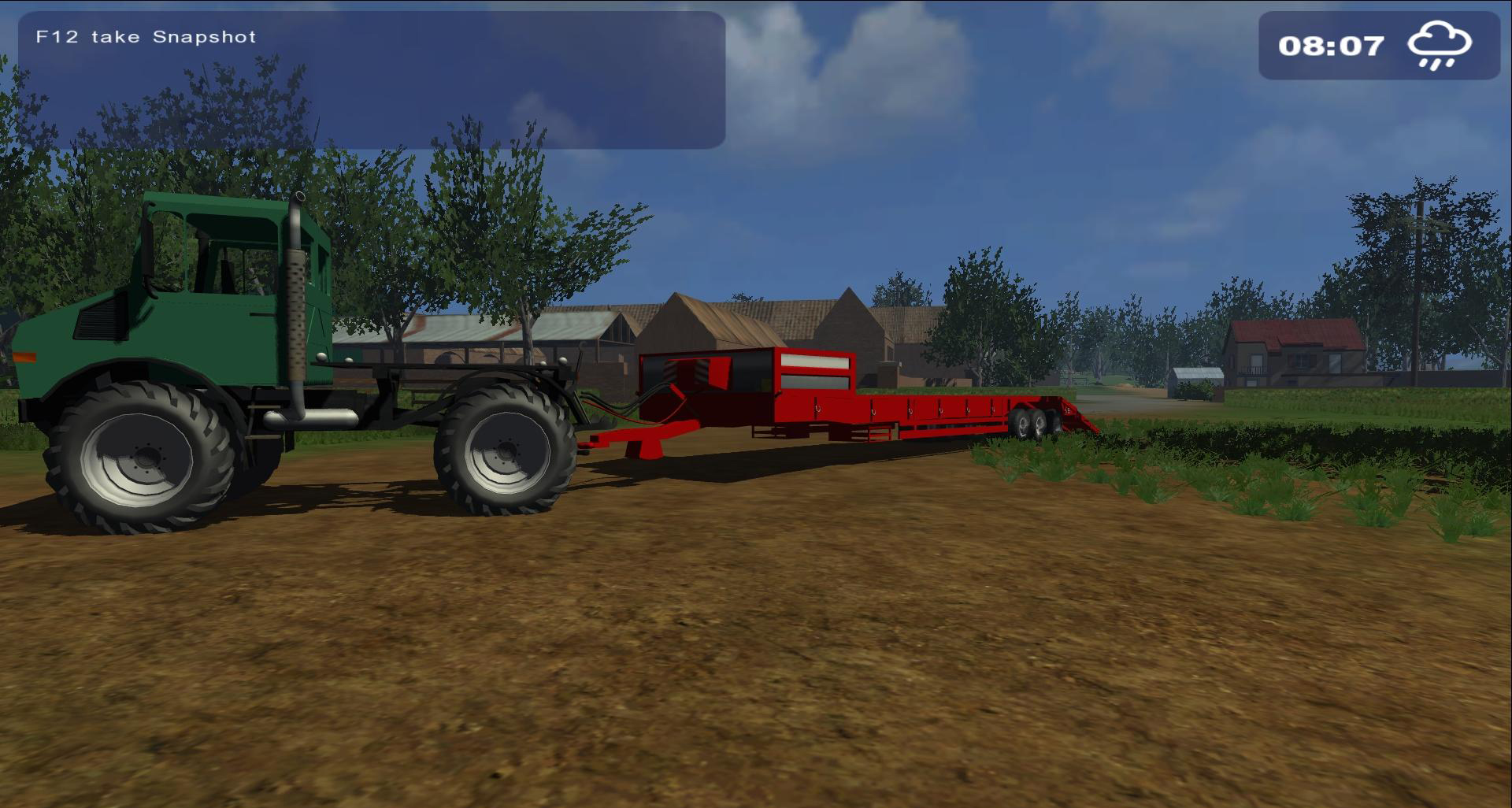 Как сделать мод для farming simulator 2015