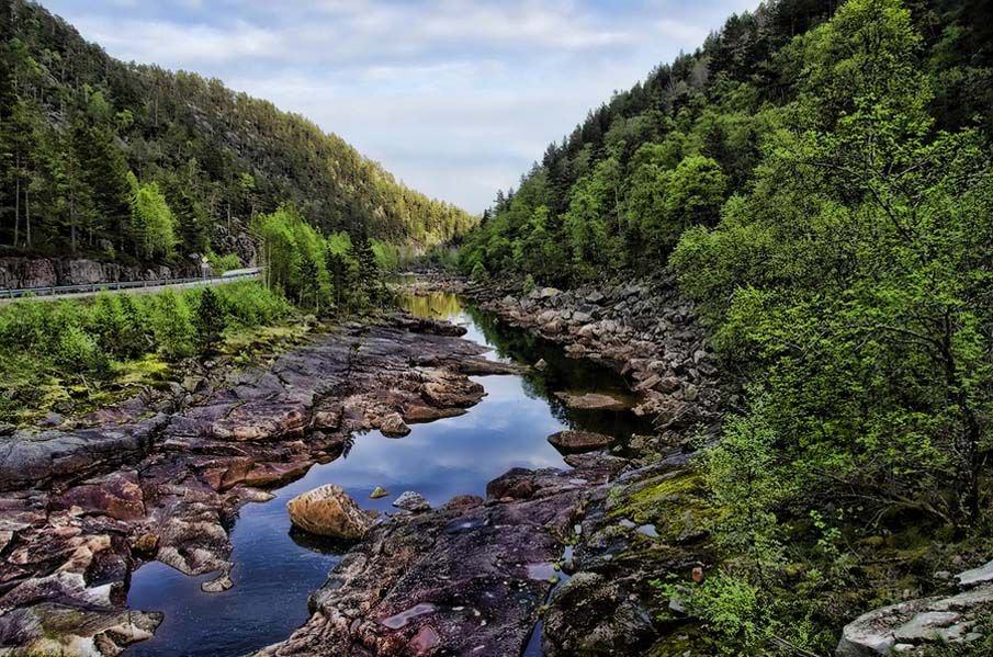 Piękna Norwegia 12