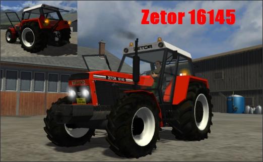 Zetor 16145