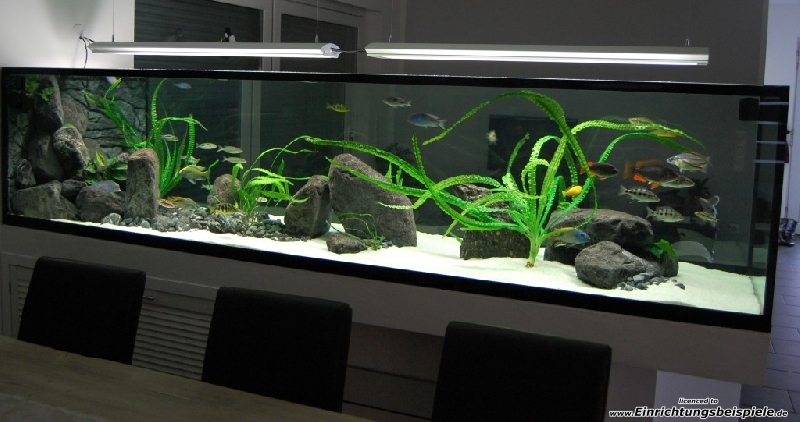 22 Led Aquarium Beleuchtung Bilder. 4x 1m Led Leisten Set Fur 120cm ...
