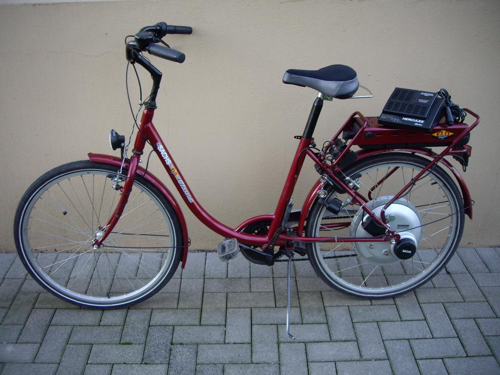 elektrofahrrad sachs elo bike classic e bike pedelec ebay. Black Bedroom Furniture Sets. Home Design Ideas