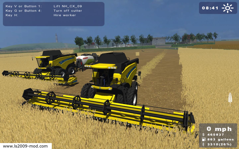 New Holland 88C 45 (13m) Cutter