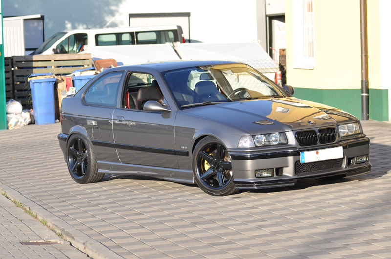 E36 328ti Compact From Germany