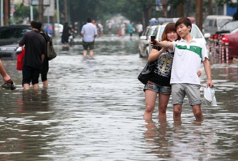 Miasta w czasie powodzi 54