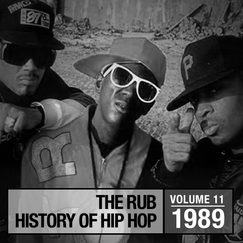 History of Hip-Hop Vol.11 1989 (Mixed by DJ Ayres)