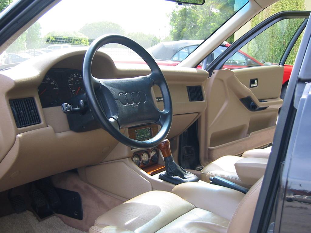 Beige innenausstattung typ89 seite 2 interieur for Audi 80 interieur