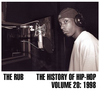 History of Hip-Hop Vol.20 1998 (Mixed by DJ Ayres)
