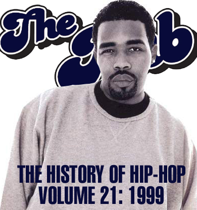 History of Hip-Hop Vol.21 1999 (mixed by Cosmo Baker)