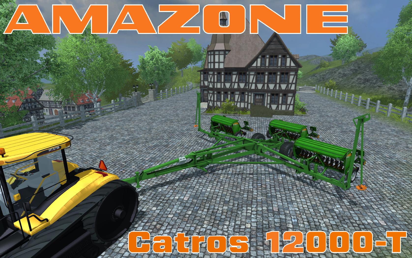 [T.E.P.] Amazone Catros 9000-T y 12000-T 1acymj