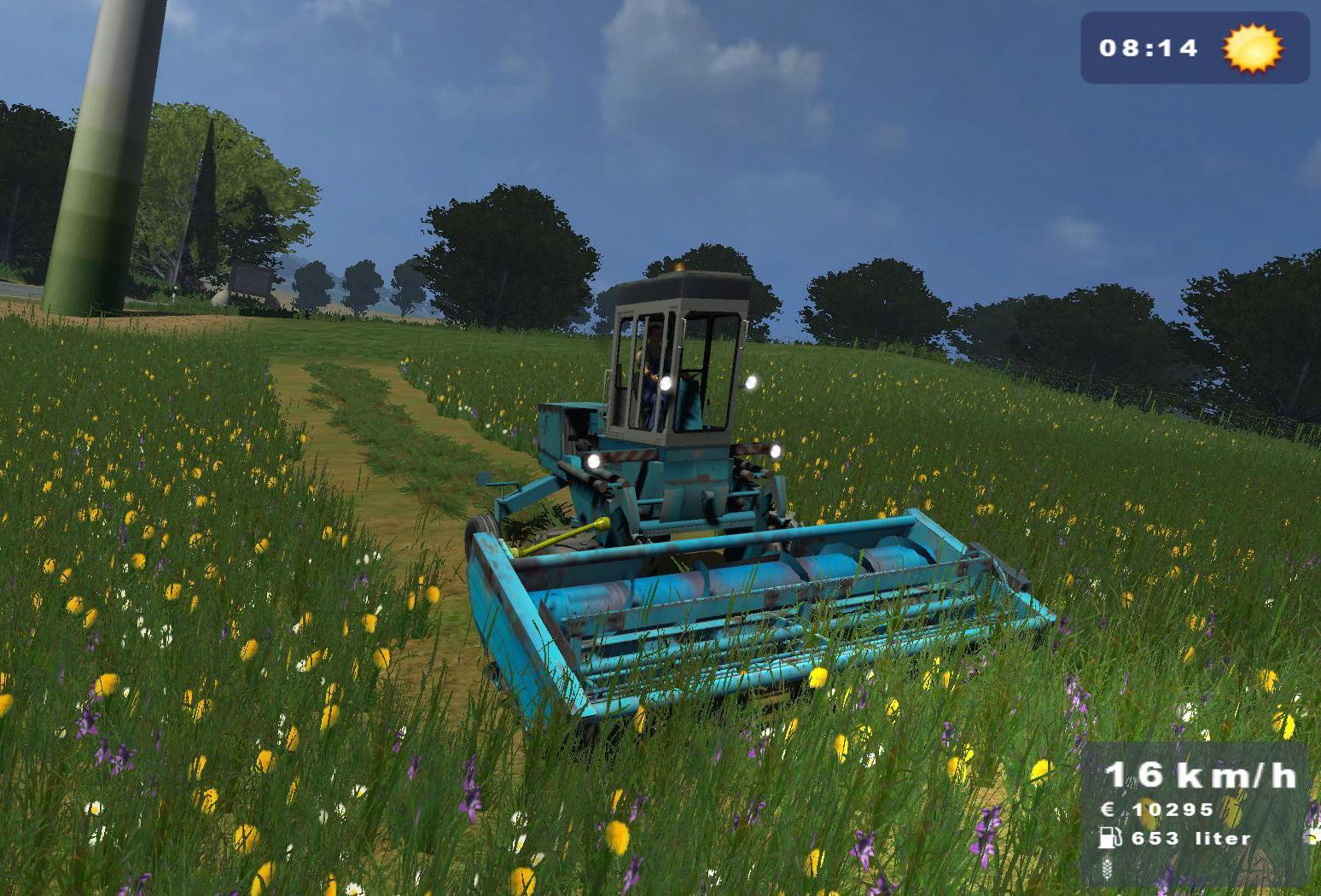 Fortschritt E302 New