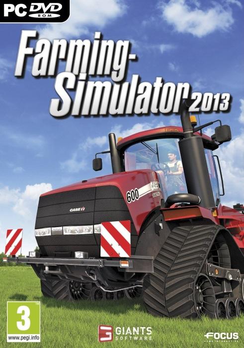 Symulator Farmy 2013 / Farming Simulator 2013 (2012)