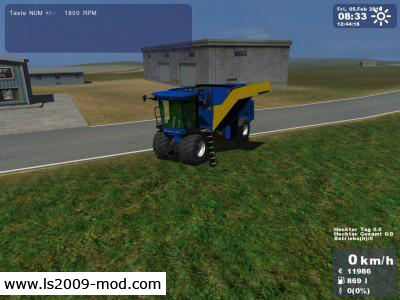 New Holland RX 200