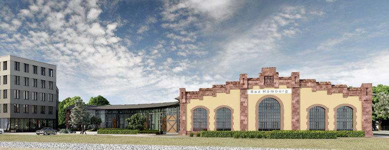 bad homburg kulturbahnhof und neuentwicklung bahnhofsumfeld seite 4 deutsches architektur forum. Black Bedroom Furniture Sets. Home Design Ideas