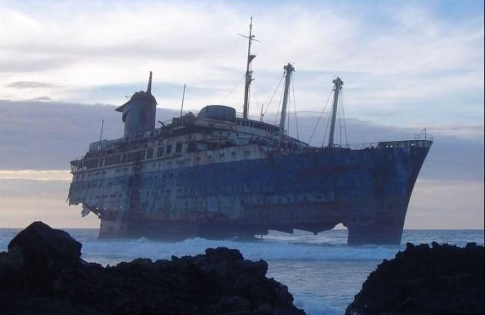 Opuszczone statki 4