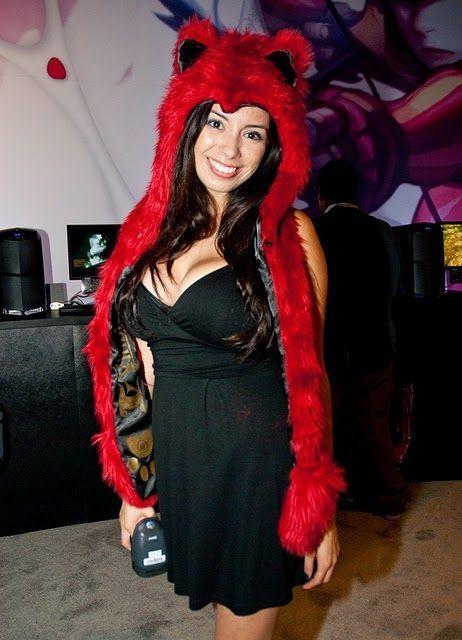 Hostessy z E3 14