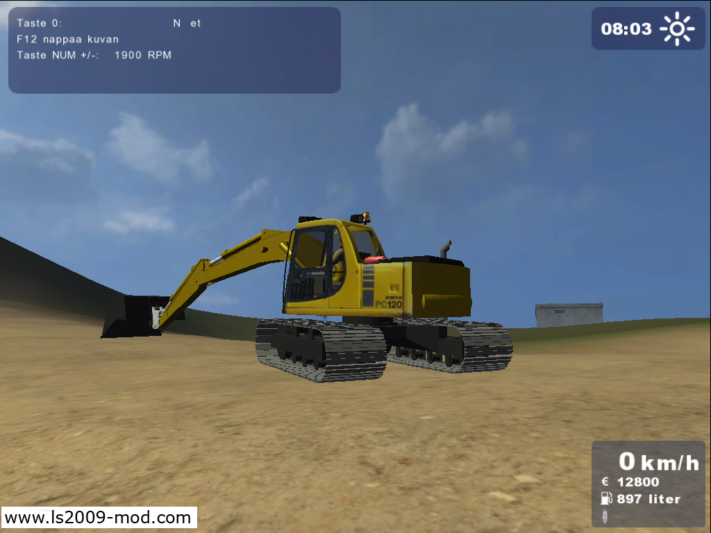 tractors landwirtschafts simulator 2009 other 2
