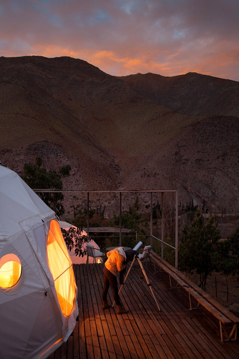 Hotel astronomiczny 15