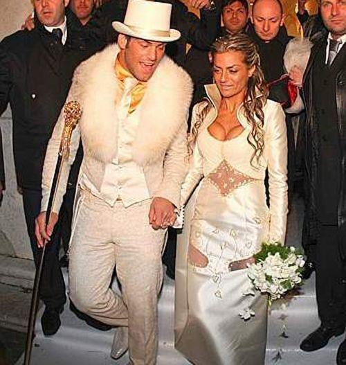 Najdziwniejsze śluby #2 6