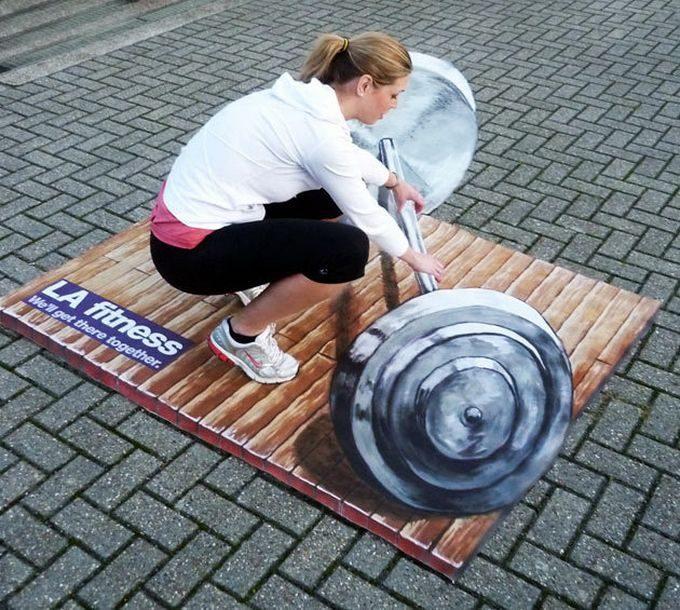3D street art #3 10