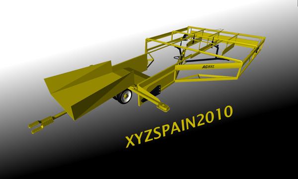 Pin Fs 2011 2013 Trailers Balers Mods For Farming Simulator 2011 2013