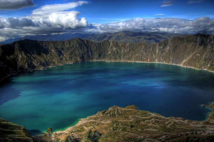 Jeziora wulkaniczne 1