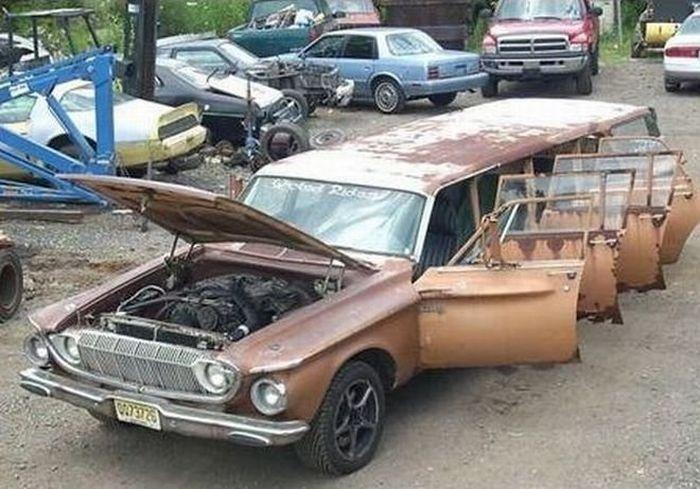 Najdziwniejsze samochody 16