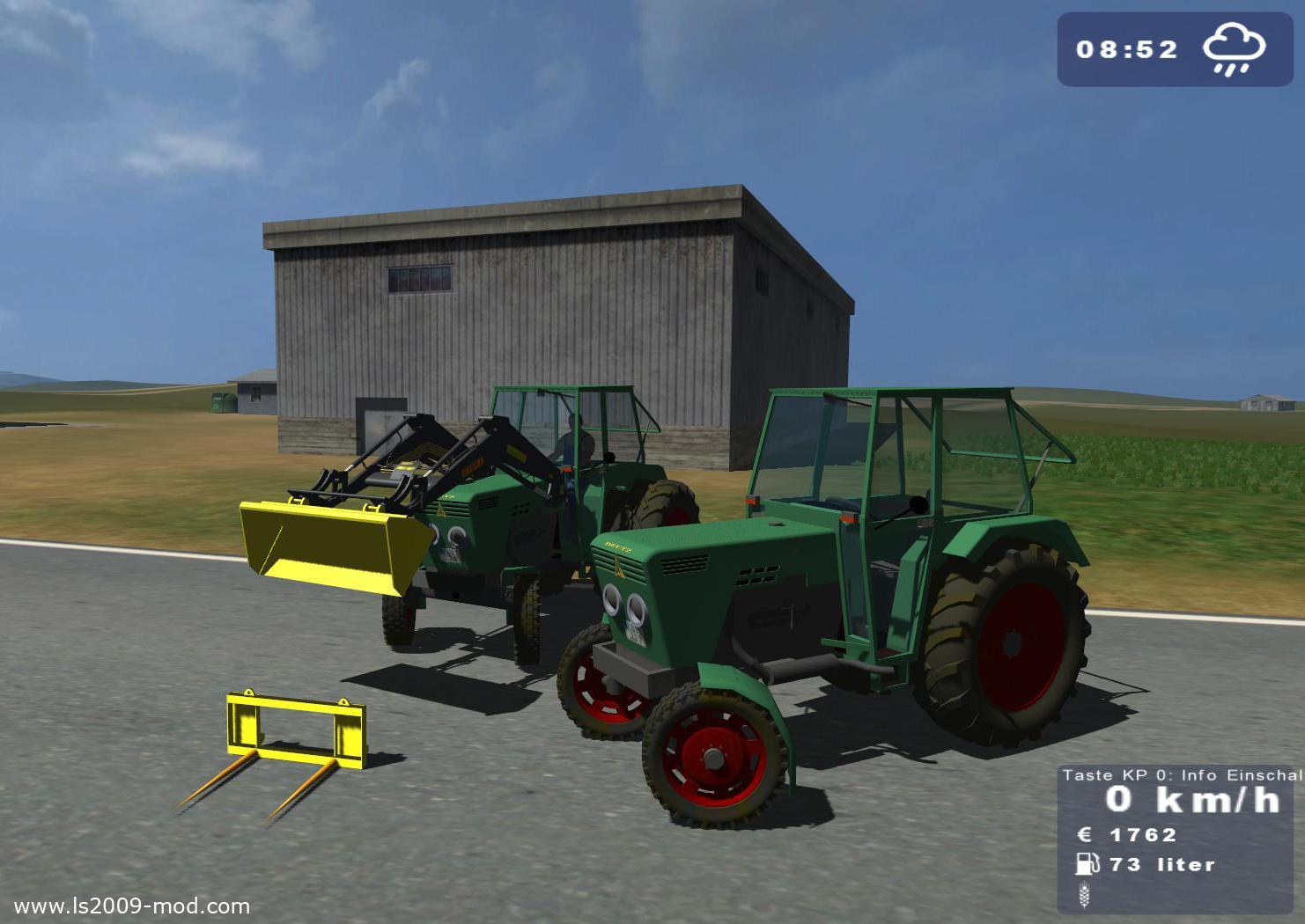 Mods Para Farming Simulator 2009