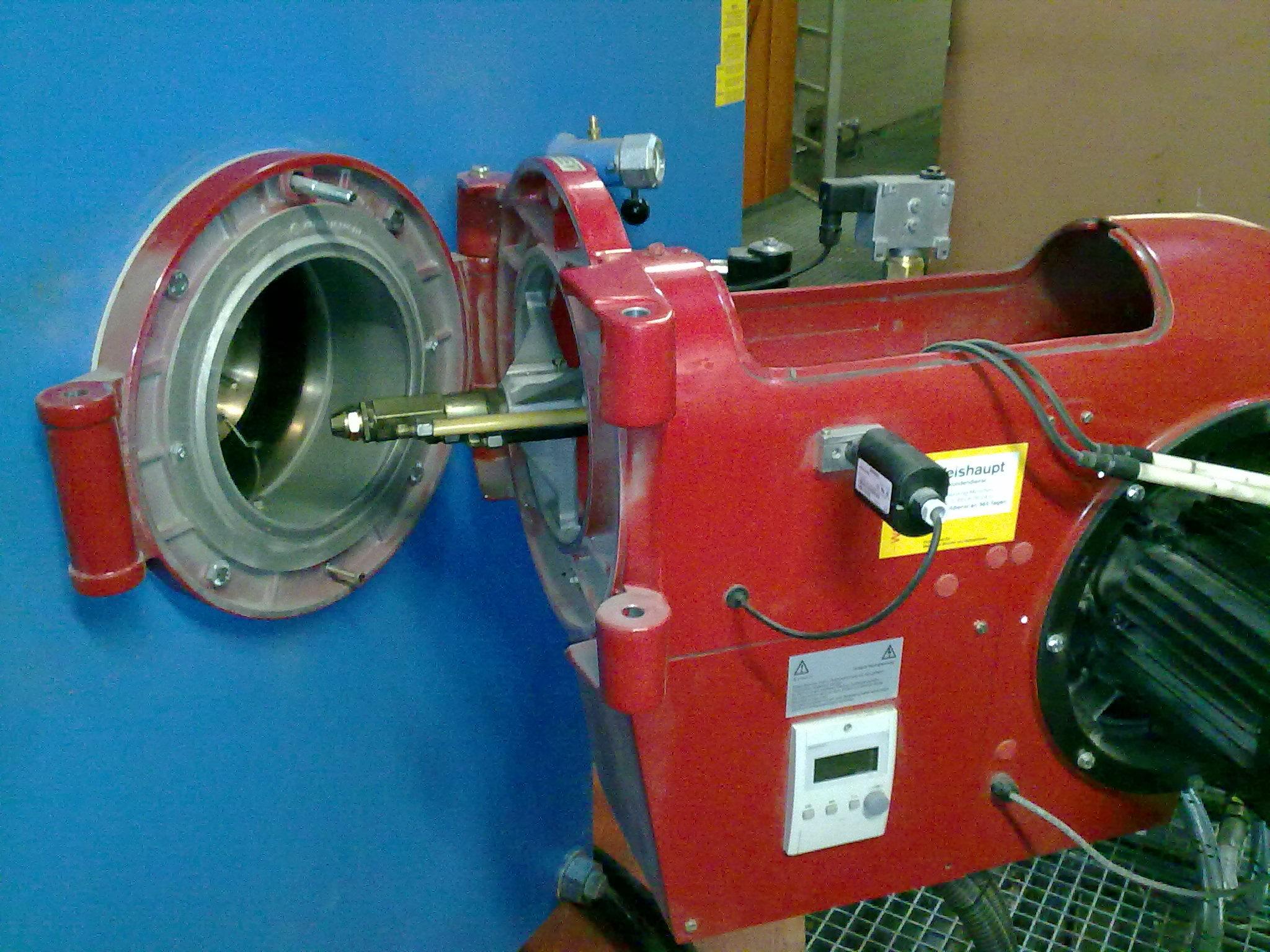 Graner Gaskessel GA 13, kleine Explosion - Andere - Heizungsforum