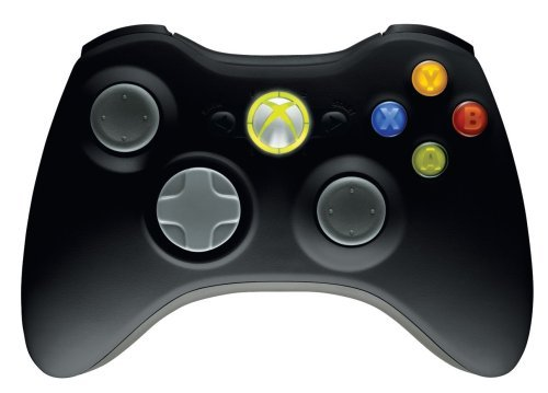 getgoods: Microsoft Xbox 360 Wireless Controller Game Pad (Xbox + PC) für nur 31,80€ inkl. Versand