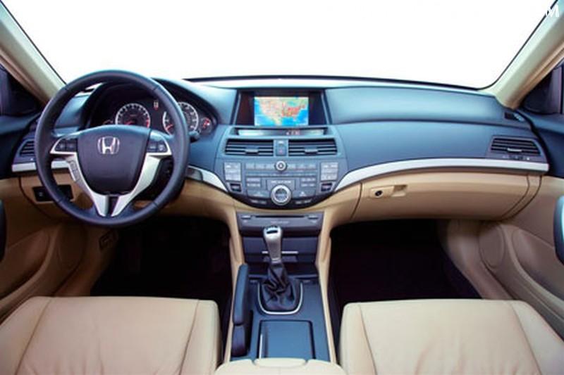 Honda Accord 2010 Coupe Interior. New Honda Accord Coupe HF-S