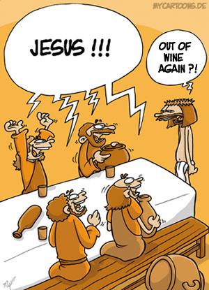 jesus-party