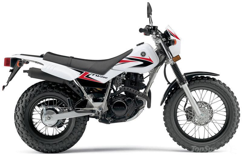 Die Sitzhohe Schrankt Das Bei Dir Ja Leider Etwas Einaber Wie Schauts Eigentlich Mit Einer Yamaha TW200 Aus