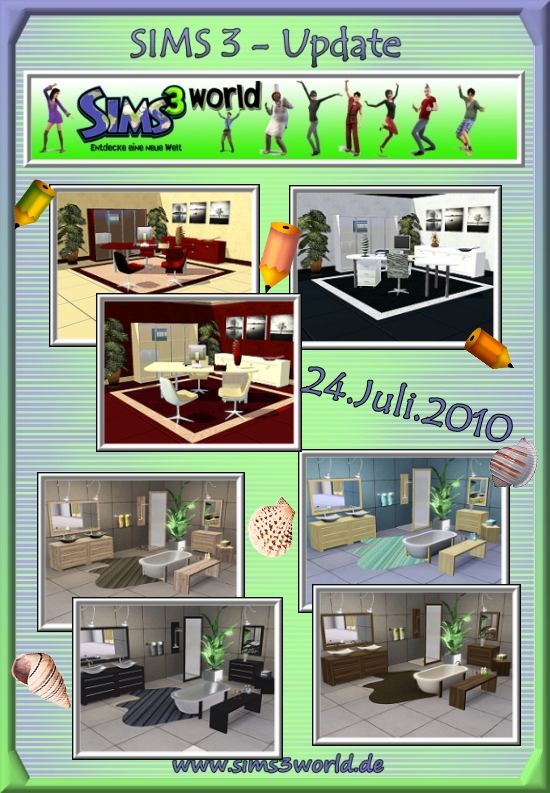Finds Sims 3 .:. 24 - Julio - 2010 .:. 20100724865n